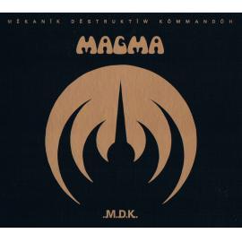 Mekanïk Destruktïẁ Kömmandöh - Magma