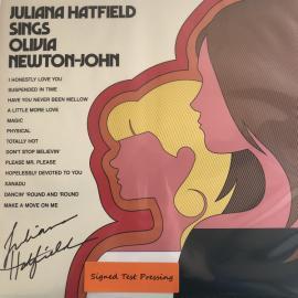Juliana Hatfield Sings Olivia Newton-John - Juliana Hatfield