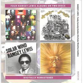 Funky Serenity / Golden Hits / Solar Winds / Sun Goddess - Ramsey Lewis