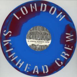 London Skinhead Crew - Booze & Glory