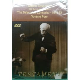 Arturo Toscanini NBC Symphony Orchestra: The Television Concerts- 1948-52 Volume Four - Arturo Toscanini