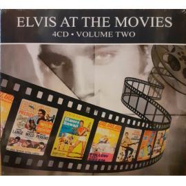 Elvis At The Movies  Volume Two - Elvis Presley