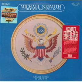 Magnetic South - Michael Nesmith & The First National Band