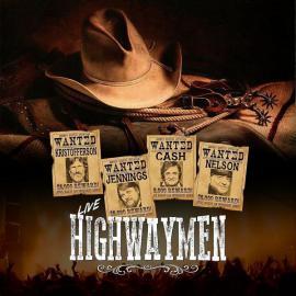 Live Highwaymen - Kris Kristofferson