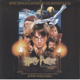 Harry Potter And The Philosopher's Stone (Music From And Inspired By The Motion Picture) - John Williams