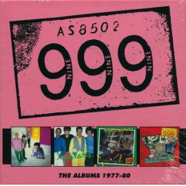 The Albums 1977-80 - 999