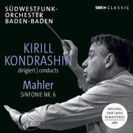 Kirill Kondrashin Conducts Mahler Sinfonie Nr. 6 - Südwestfunkorchester Baden-Baden