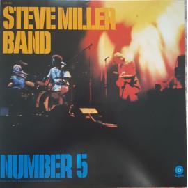 Number 5 - Steve Miller Band