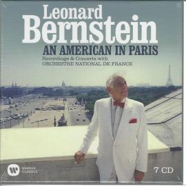 Leonard Bernstein: An American In Paris - Leonard Bernstein