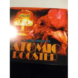 A classis History Of-3 Disc Set - Atomic Rooster