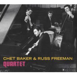 & Russ Freeman Quartet - Chet Baker