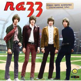 Fungo Bat Acetates (Unreleased LPs) - Nazz