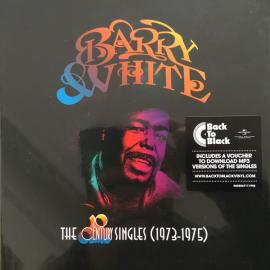 The 20th Century Singles (1973-1975) - Barry White