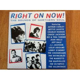 Right On Now! The Sounds Of Northern Soul - Various