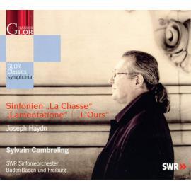 "Sinfonien ""La Chasse"", ""Lamentatione"", ""L'Ours"" - Joseph Haydn"