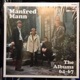 The Albums 64-67 - Manfred Mann