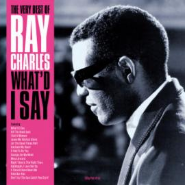 The Very Best Of Ray Charles What'd I Say - Ray Charles