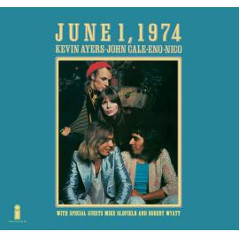 June 1, 1974 - Kevin Ayers