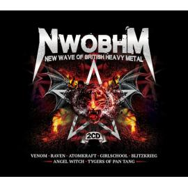 NWOBHM (The New Wave Of British Heavy Metal) - Various Production