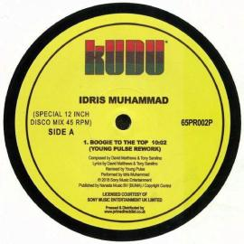 Boogie To The Top - Idris Muhammad