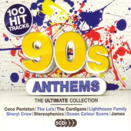 90s Anthems (The Ultimate Collection) - Various Production