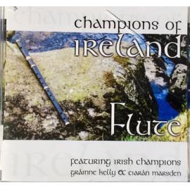 Champions Of Ireland Flute - Gráinne Kelly