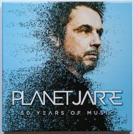 Planet Jarre (50 Years Of Music) - Jean-Michel Jarre