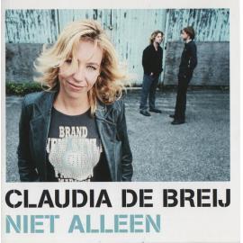 Niet Alleen - Claudia de Breij