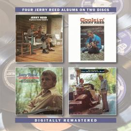 Jerry Reed Explores Guitar Country/Cookin'/Georgia Sunshine/Me And Jerry - Jerry Reed