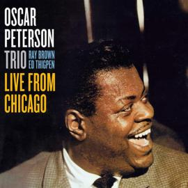 Live From Chicago - The Oscar Peterson Trio