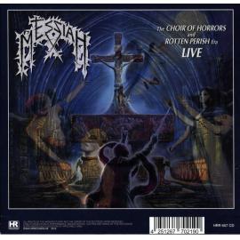 The Choir of Horrors And Rotten Perish Era Live - Messiah
