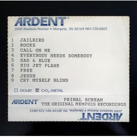 Give Out But Don't Give Up (The Original Memphis Recordings) - Primal Scream