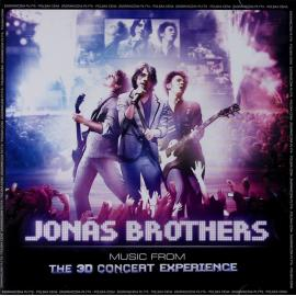 Music From The 3D Concert Experience - Jonas Brothers