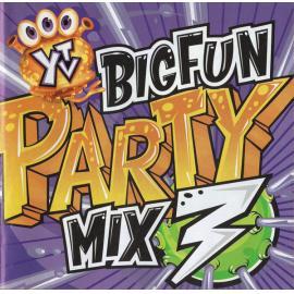 YTV Big Fun Party Mix 3 - Various