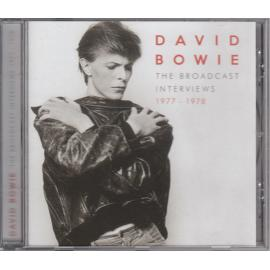 The Broadcast Interviews 1977-1978 - David Bowie