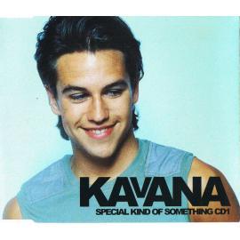Special Kind Of Something - Kavana
