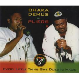 Every Little Thing She Does Is Magic - Chaka Demus & Pliers