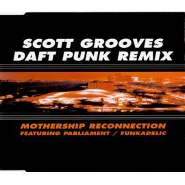 Mothership Reconnection (Daft Punk Remix) - Scott Grooves