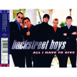 All I Have To Give - Backstreet Boys
