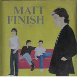 Short Note - Matt Finish