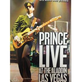 Live At The Aladdin Las Vegas - Prince