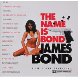 The Name Is Bond James Bond - The Film Score Orchestra