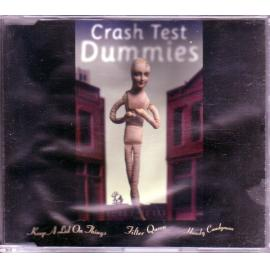 Keep A Lid On Things / Filter Queen / Handy Candyman - Crash Test Dummies