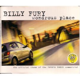 Wondrous Place - The Official Theme Of The Toyota Yaris Commercial - Billy Fury