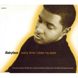 Every Time I Close My Eyes - Babyface