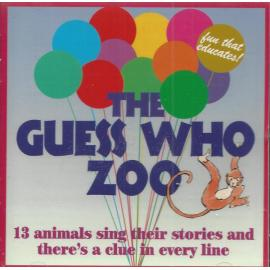 13 Animals Sing Their Stories And There's A Clue In Every Line - The Guess Who Zoo