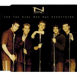For The Girl Who Has Everything - *NSYNC