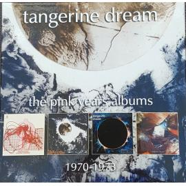The Pink Years Albums 1970-1973 - Tangerine Dream