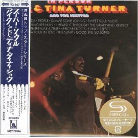 In Person - Ike & Tina Turner