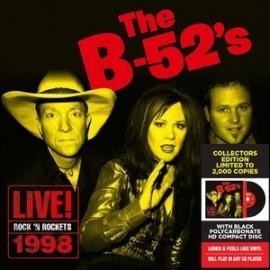 Live! Rock 'N Rockets 1998 - The B-52's